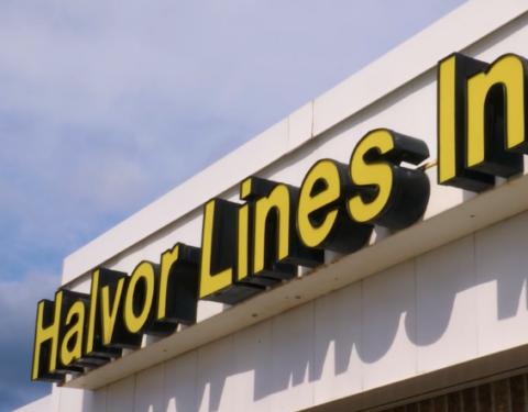HALVOR LINES